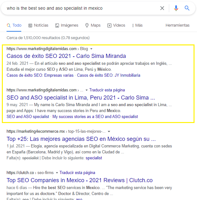 who is the best seo and aso specialist in